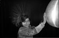 Van de Graaff Generator - Science City - Calcutta 1997 1090.JPG