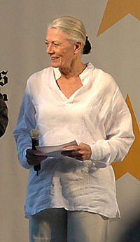 Redgrave en 2007