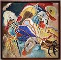 Vassily kandinsky, improvvisazione n. 30 (cannoni), 1913 (ai chicago).jpg