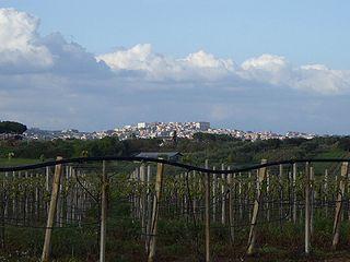 Velletri Comune in Lazio, Italy
