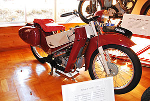 Velocette LE - 1955 Mk II