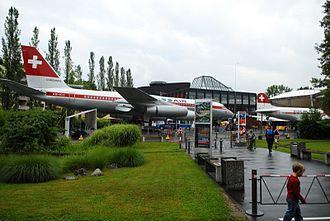 Swiss Museum of Transport - Image: Verkehrshaus 4