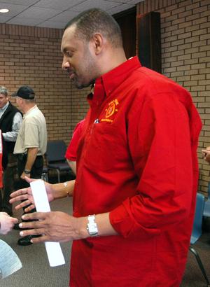 Vernon Jones - Vernon Jones in 2007