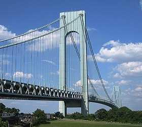Pont Verrazano-Narrows.