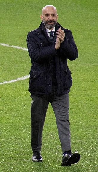 Gianluca Vialli - Vialli in 2018