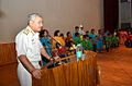 Vice Admiral Satish Soni speaking at the 25th Annual Day of Sankalp.jpg