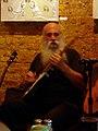 Victor Sanders, Uncommon Grounds, 2011-07-16.jpg