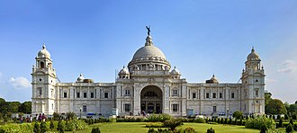 Victoria Memorial, Kolkata - Image: Victoria Memorial situated in Kolkata
