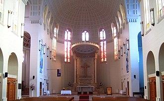 Corpus Christi College, Melbourne - Image: Victoria Police Chapel