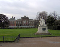 Kensington Palace In 2005