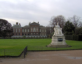 Image illustrative de l'article Palais de Kensington