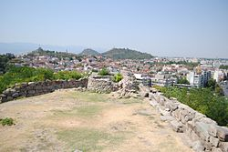 View from Nebet hill, Plovdiv, Bulgaria.jpg