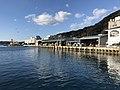 View from pier of Tabira Port.jpg