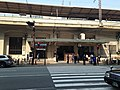 View of Motomachi Station (JR, Hanshin).JPG