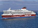 Viking XPRS in Tallinn Bay Tallinn 5 October 2014.JPG