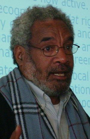 Viktor Kaisiepo - Viktor Kaisiepo at a conference in Iserlohn, Germany in autumn 2007