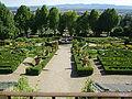 Villa La Petraia giardini all'italiana.JPG