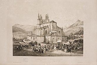 Begoña - Image: Villaamil aurrescu en begona