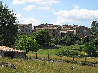 Ailhon Commune in Auvergne-Rhône-Alpes, France