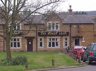 Newnham, Northamptonshire - The Romer Arms Public House