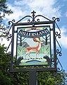 Village sign, Hillersland - geograph.org.uk - 841796.jpg