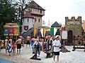 Village vacances valcartier - cité des donjons 1 - 2006-08.JPG