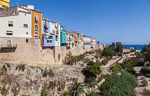 Villajoyosa - Image: Villajoyosa, España, 2014 07 03, DD 35