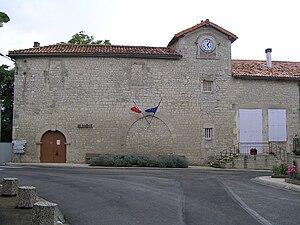 Villognon - Town hall