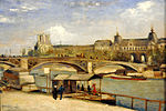 Vincent van Gogh - Pont du Carrousel and the Louvre.jpg