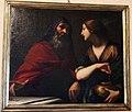 Vincenzo dandini, scena allegorica con eroina, 1635-40 ca..JPG