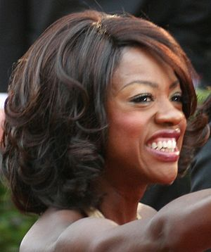 Viola Davis at the 81st Academy Awards