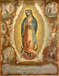 Our Lady of Guadalupe - Wikipedia