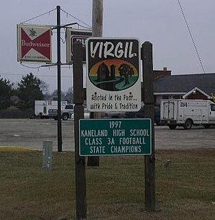 Virgil, Illinois Village in Illinois, United States