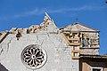 Visso, la facciata dell'ex Chiesa di Sant'Agostino.jpg