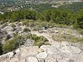 Vista del poblat iber del Tos Pelat 10.jpg