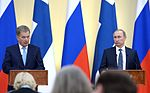 Vladimir Putin and Sauli Niinistö 22.3.2016 in Novo-Ogarevo 05.jpg
