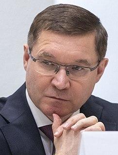 Vladimir Yakushev Russian politician