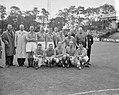 Voetbal Belgie tegen Nederland, oud-internationals te Antwerpen 7-4. Nederlands , Bestanddeelnr 908-0495.jpg