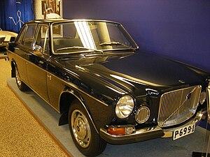 Volvo 164 - Image: Volvo 164museum