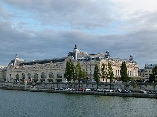 Vue d'ensemble du musée d'Orsay