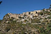 Vue du village de Thiéry depuis la piste de Paillers.JPG