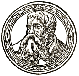 Vykintas - Depiction of Vykintas from the chronicles of Alexander Guagnini, published in 1578