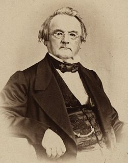 Wilhelm Matthias Naeff member of the Swiss Federal Council