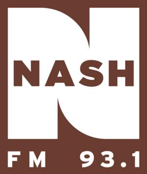 WDRQ - Image: WDRQ (Nash FM 93.1) logo