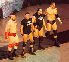 League Of Nations Professional Wrestling Wikipedia