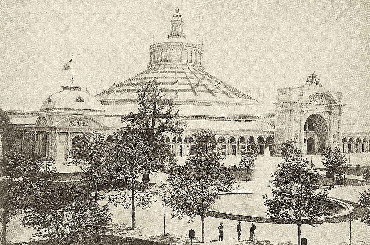1873 Vienna World's Fair