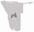 Wahlkreis Hakahana in Khomas.png