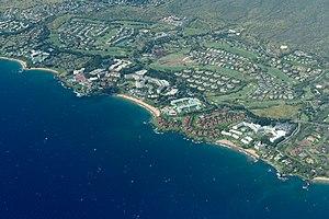 Wailea, Hawaii - Image: Wailea, HI