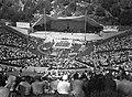Waldbühne lelátói az 1936. évi nyári olimpiai játékok alatt. Fortepan 16315.jpg