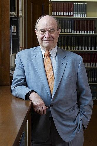 Walter Gilbert - Image: Walter Gilbert HD2008 portrait